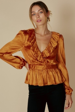 Shoptiques Product: Sugar And Spice Blouse