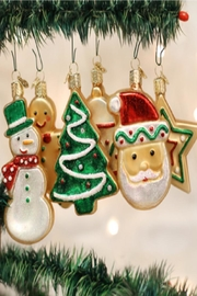 Old World Christmas Sugar Cookie Ornaments - Product Mini Image