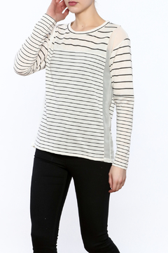 Sugar Lips Stripe Long Sleeve Top - Product List Image