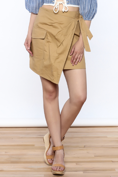 Shoptiques Product: Cargo Wrap Skirt