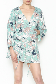 Sugar Lips Floral Print Dress - Product Mini Image