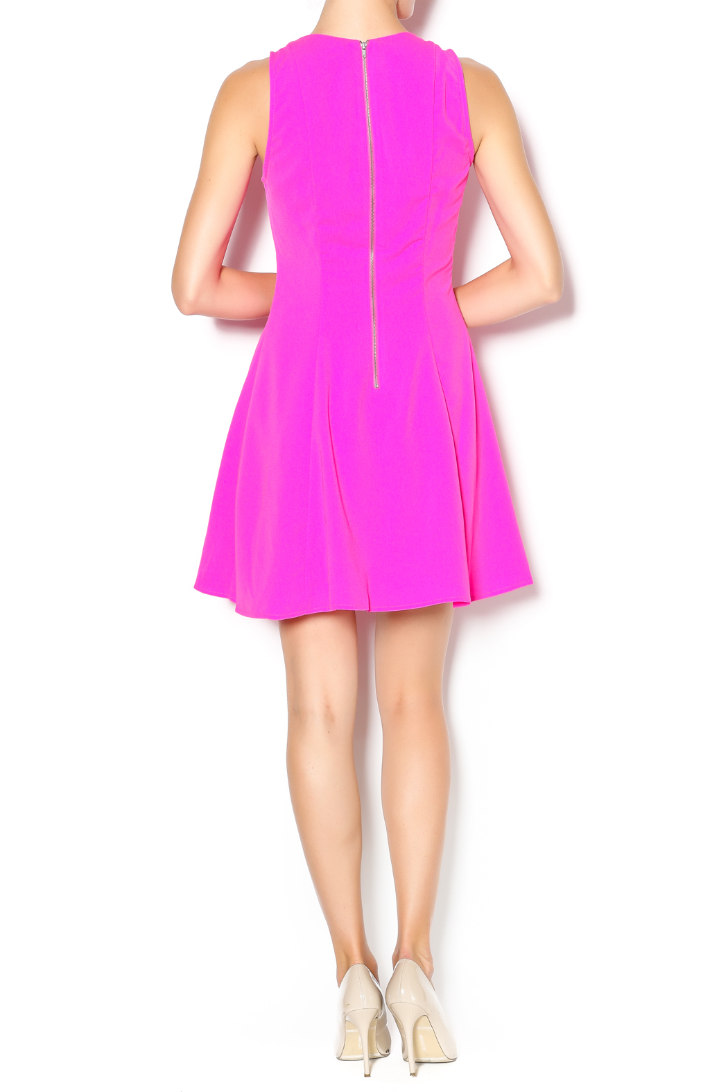 Sugar Lips Shoulder Slices Dress From Boston By Hello