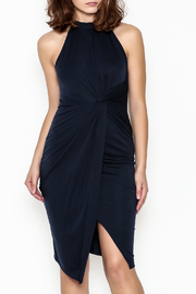 Sugar Lips Twisted Bodycon Dress - Front cropped