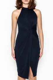 Sugar Lips Twisted Bodycon Dress - Front full body