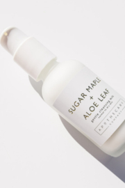 Apothecary Co Sugar Maple + Aloe Leaf Gentle Cleansing Milk - Product Mini Image