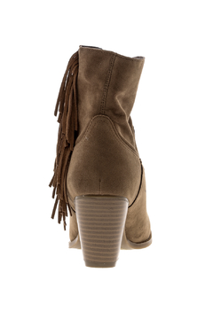 SUGAR Short Fringe Bootie - Alternate List Image
