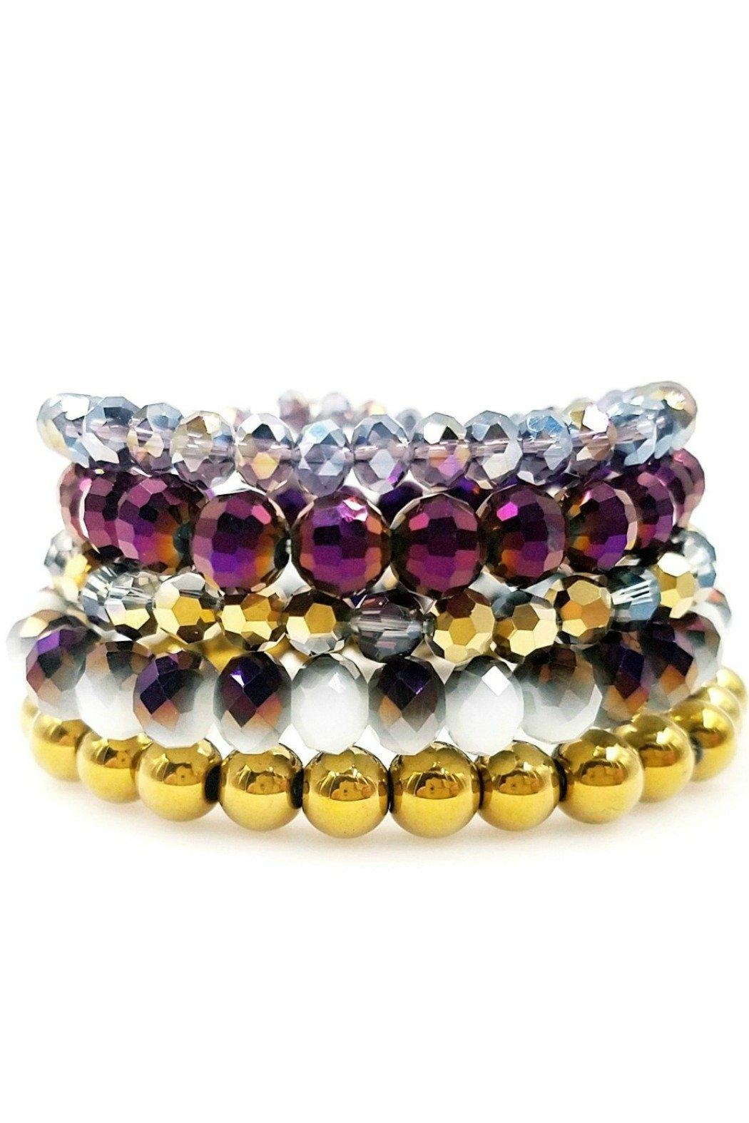 2ed88cef8d352 Izzie's Boutique Sugar Stack Bracelets` from Kentucky by Izzie's ...