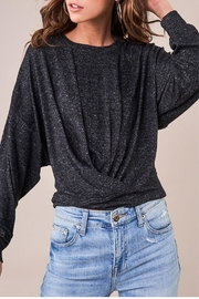 Sugar Lips All Twisted Top - Front cropped