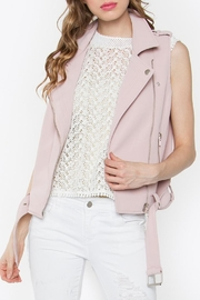 Sugar Lips Biker Blush Vest - Product Mini Image