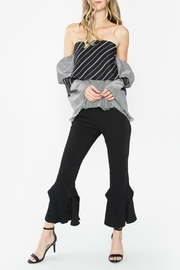 Sugar Lips Donatella Off-The-Shoulder Top - Side cropped