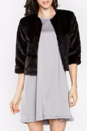 Sugar Lips Faux Fur Jacket - Product Mini Image