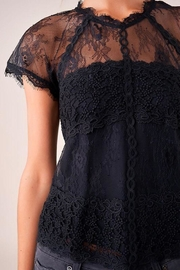 Sugar Lips Icona Lace Top - Other