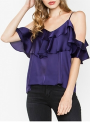 Sugar Lips Ingrid Cold Shoulder - Front cropped