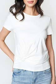 Sugar Lips Knot Tee - Front cropped