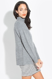 Sugar Lips Long Sleeve Sweater - Front full body