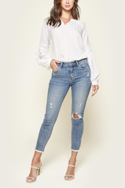 Sugar Lips Make A Move Blouse - Front cropped