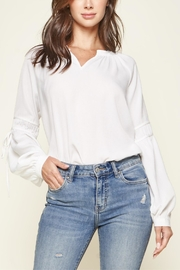 Sugar Lips Make A Move Blouse - Front full body