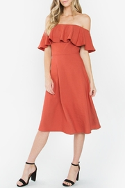 Sugar Lips Marabella Off-The-Shoulder Dress - Product Mini Image