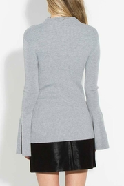Sugar Lips Marion Bell-Sleeve Sweater - Side cropped