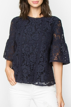 Sugar Lips Moxie Lace Top - Product List Image