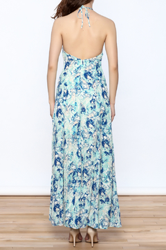 Sugar Lips Pool Print Maxi Dress - Alternate List Image