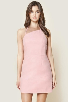 Sugar Lips Pretty In Pink Asymmetrical Dress - Alternate List Image