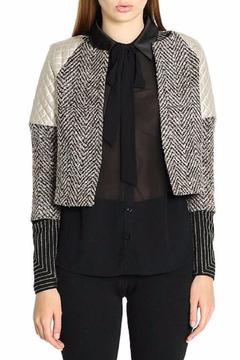 Shoptiques Product: Quilted Camelot Jacket