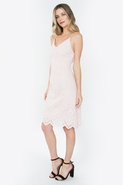 Sugar Lips Romantic Eyelet Dress - Product Mini Image