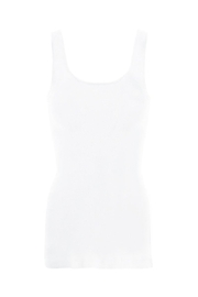 Sugar Lips Scoop Neck Tank - Front cropped