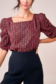 Sugar Lips Sensational State Blouse - Other