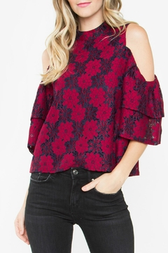 Shoptiques Product: Serefina Lace Top