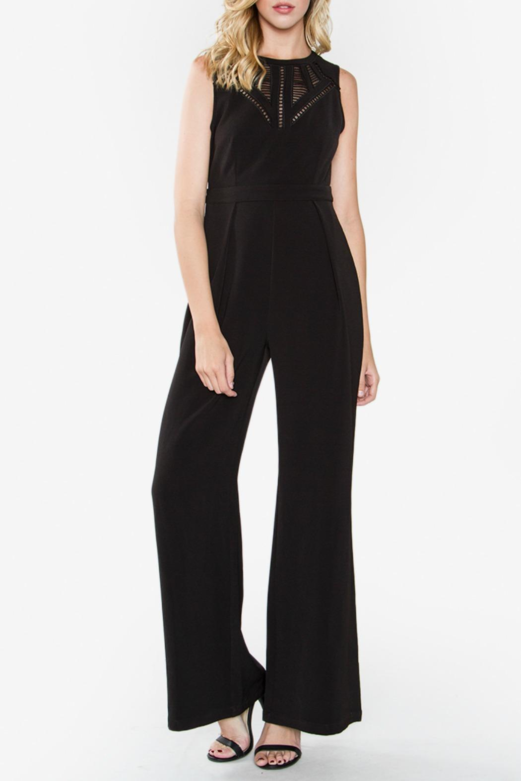 660d22c92ccc Sugar Lips Sleeveless Wide Legged Jumpsuit from California by ...