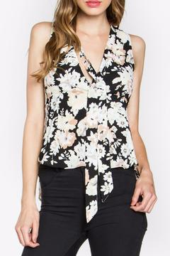 Sugar Lips Sophie Floral Top - Product List Image