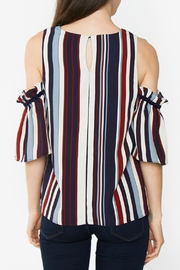 Sugar Lips Isabel Striped  Top - Side cropped