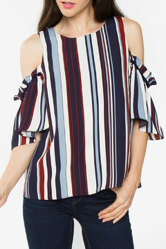 Shoptiques Product: Isabel Striped  Top