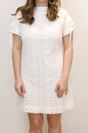 Sugar Lips Sydney Crochet Dress - Front cropped