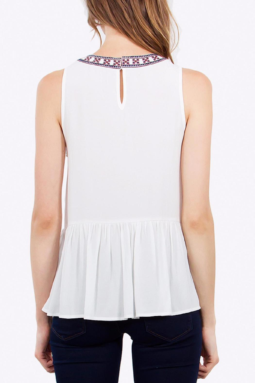 Sugar Lips The Rocco Blouse - Side Cropped Image