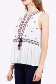 Sugar Lips The Rocco Blouse - Front full body