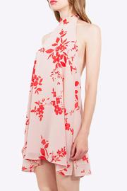 Sugar Lips The Rosy Dress - Front full body