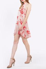 Sugar Lips The Rosy Dress - Back cropped