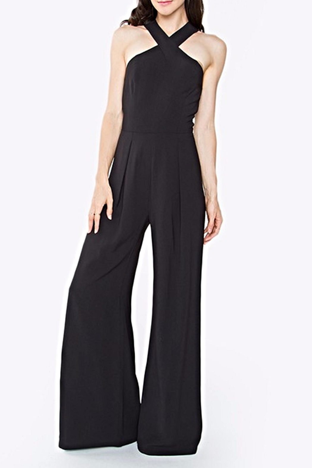 Sugar Lips The Virginie Jumpsuit - Front Cropped Image