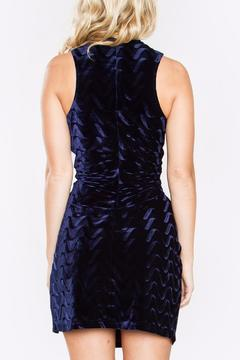 Shoptiques Product: Velvet Wrap Dress