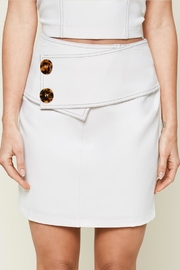 Sugar Lips Wrap Mini Skirt - Product Mini Image