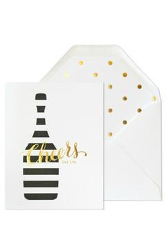 Sugar Paper Anniversary Cheers Card - Alternate List Image