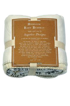 Sugarboo Designs Baby Blanket Velveteen - Product List Image
