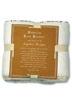 Shoptiques Product: Heirloom Baby Blanket