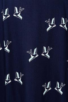 Sugarhill Boutique Navy Printed Dress - Alternate List Image