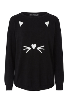 Sugarhill Boutique Feline Whiskers Sweater - Product List Image