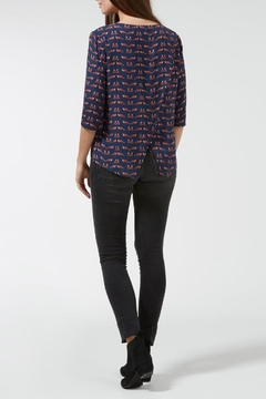 Sugarhill Boutique Fox Print Top - Alternate List Image