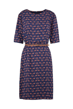 Sugarhill Boutique Fox Skater Dress - Product List Image